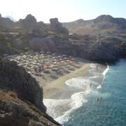spiaggia nudista a creta
